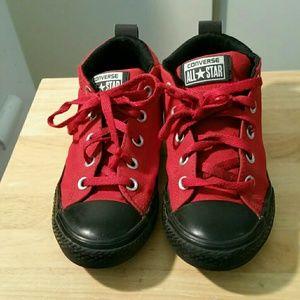 3X25.  Converse children's sneakers NWOT